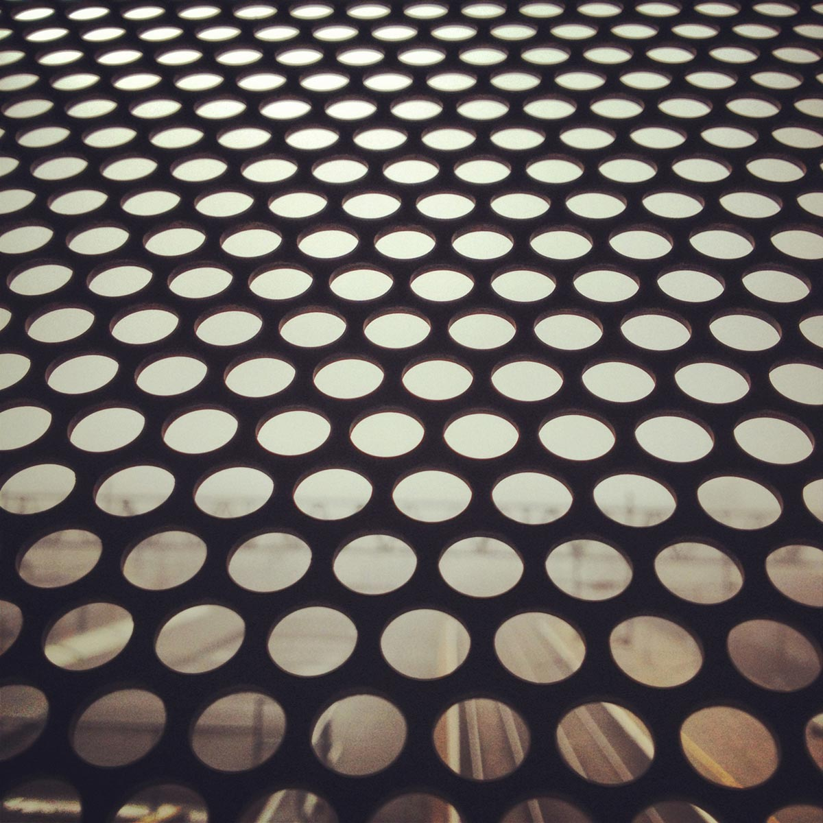 Pattern, Bletchley Station