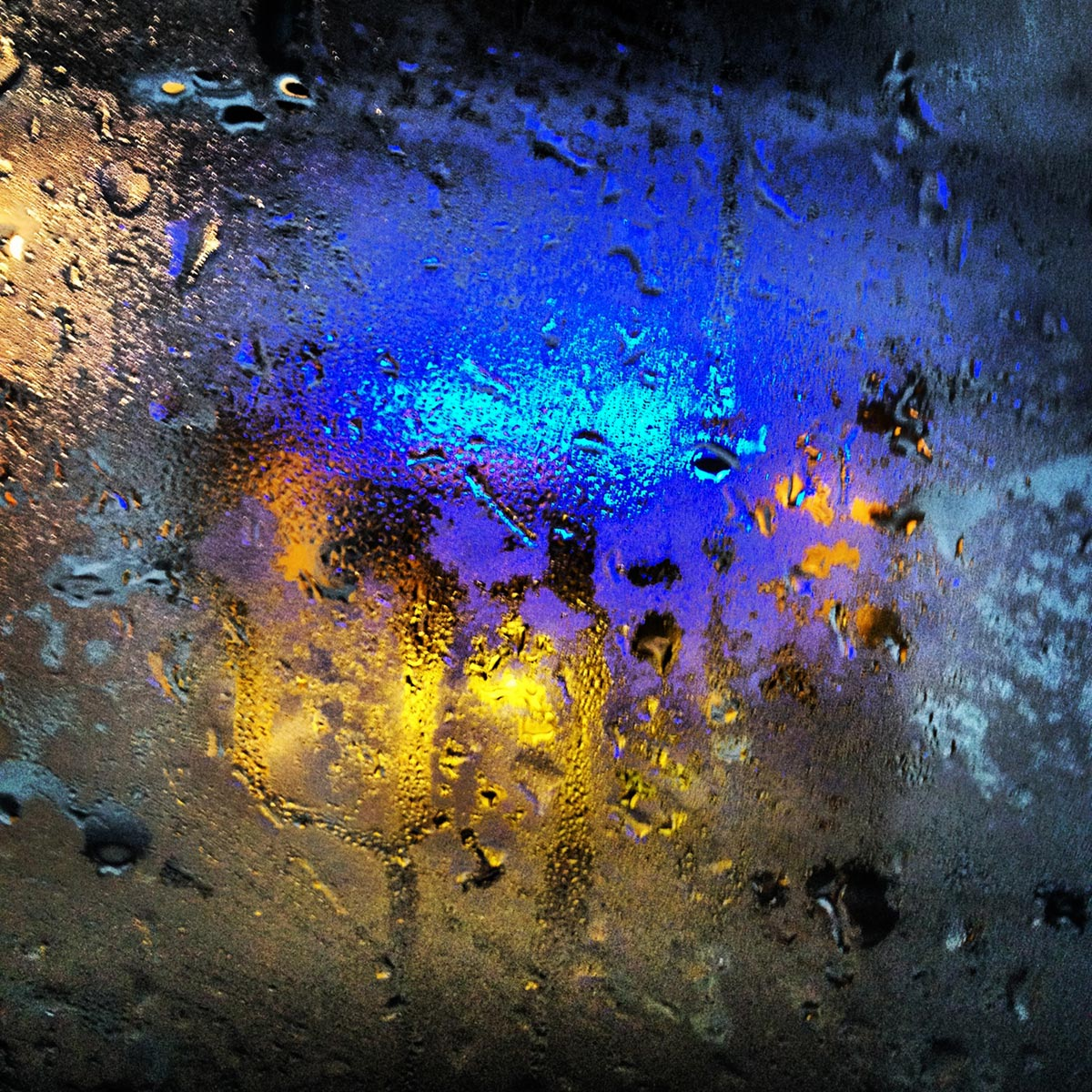 Condensation, Central London