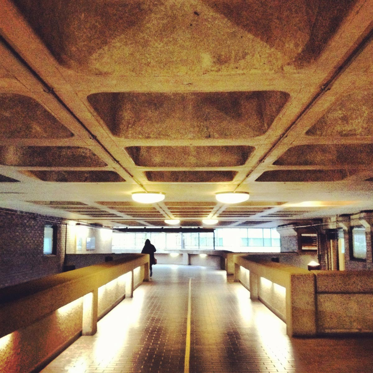 Barbican architecture