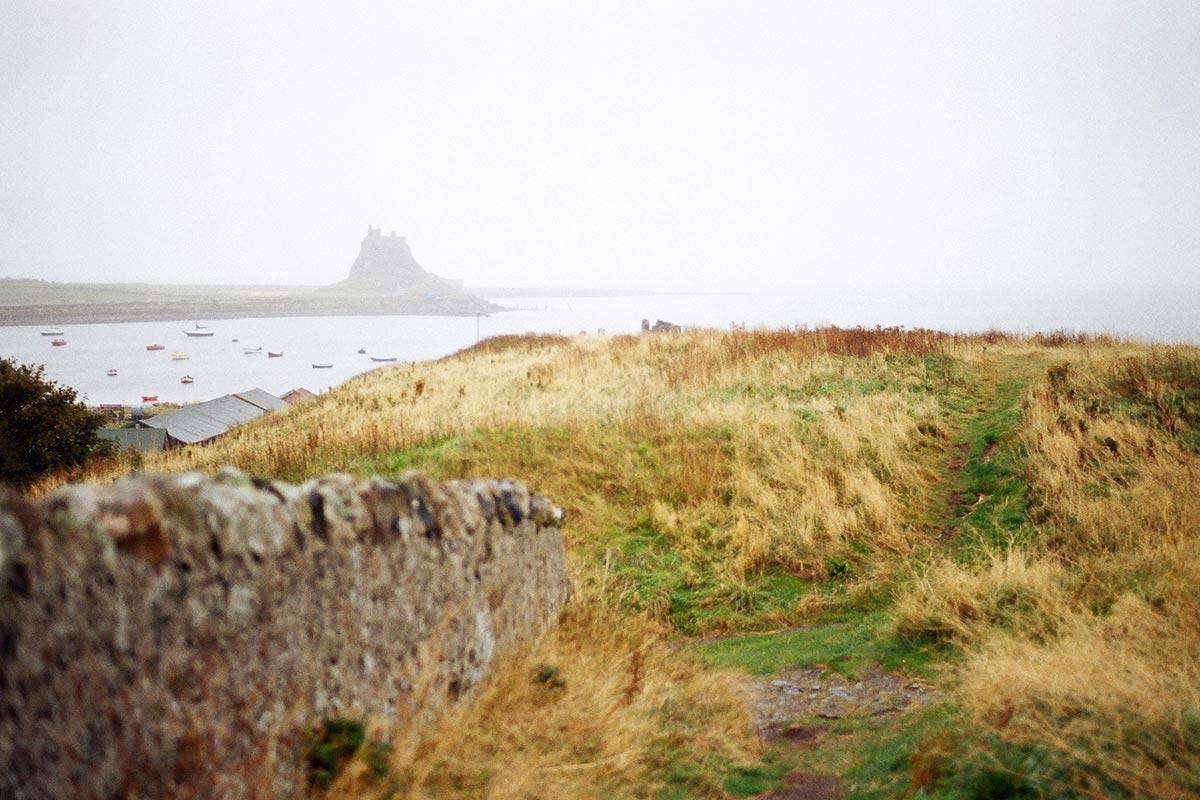 Lindisfarne Holy Island, Northumberland