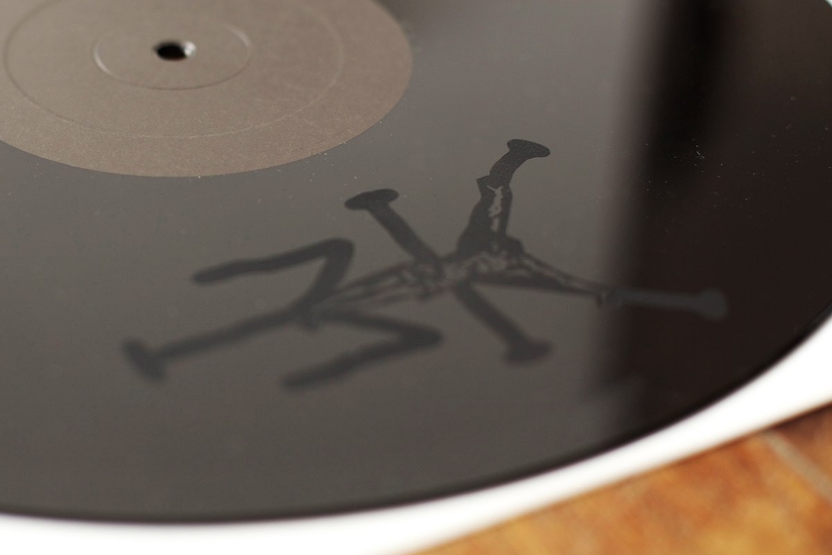 Mogwai - Mr Beast - etched vinyl
