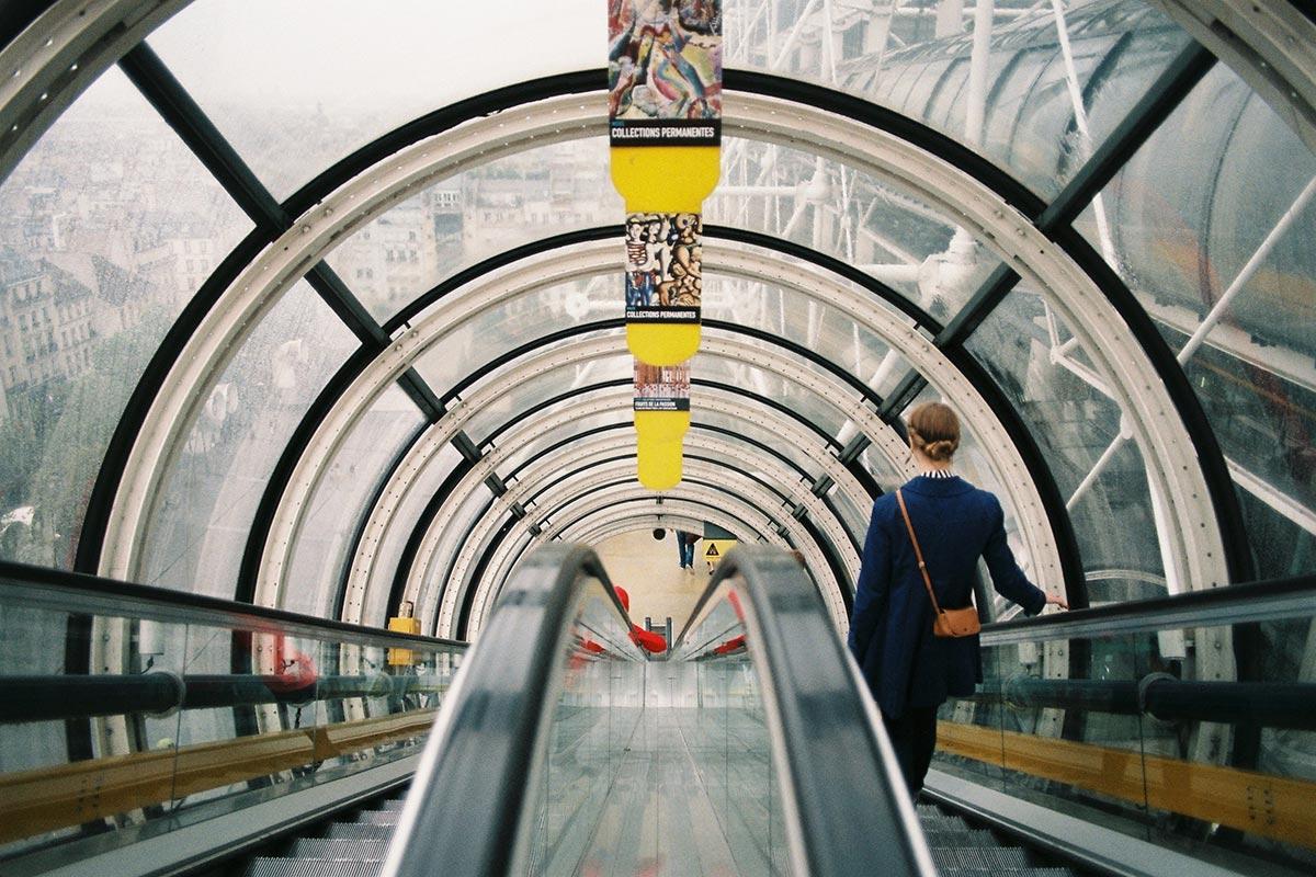 Centre Georges Pompidou, Paris