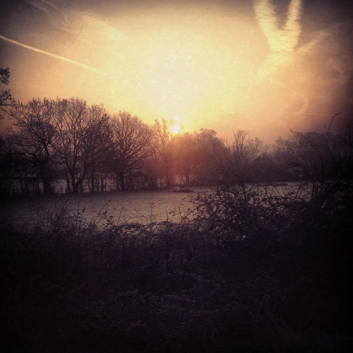 Sussex sunrise