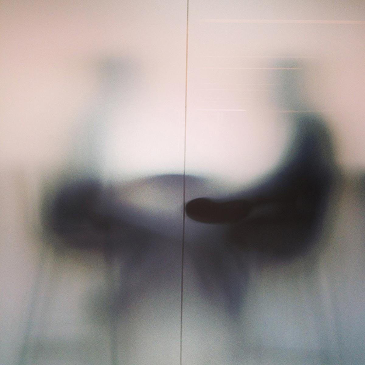 Shadow figures, Tate Modern