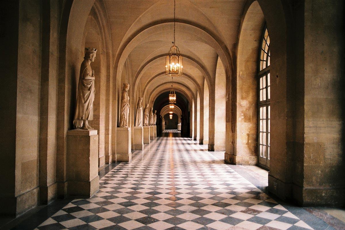 Palace of Versailles, Paris