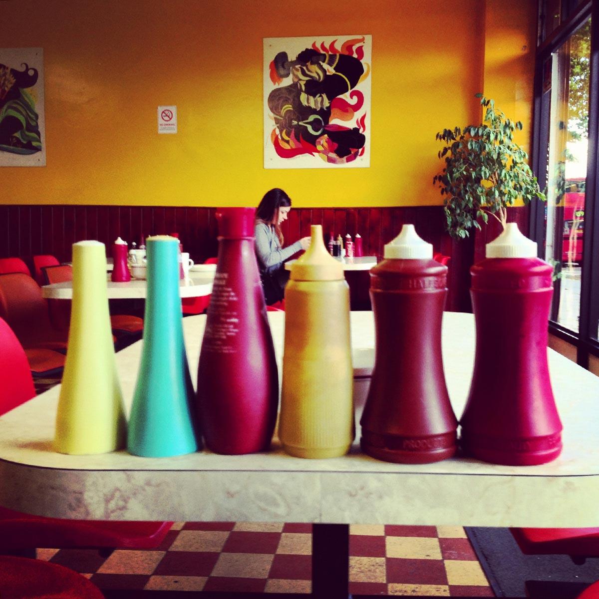 Parma Cafe, Kennington Road