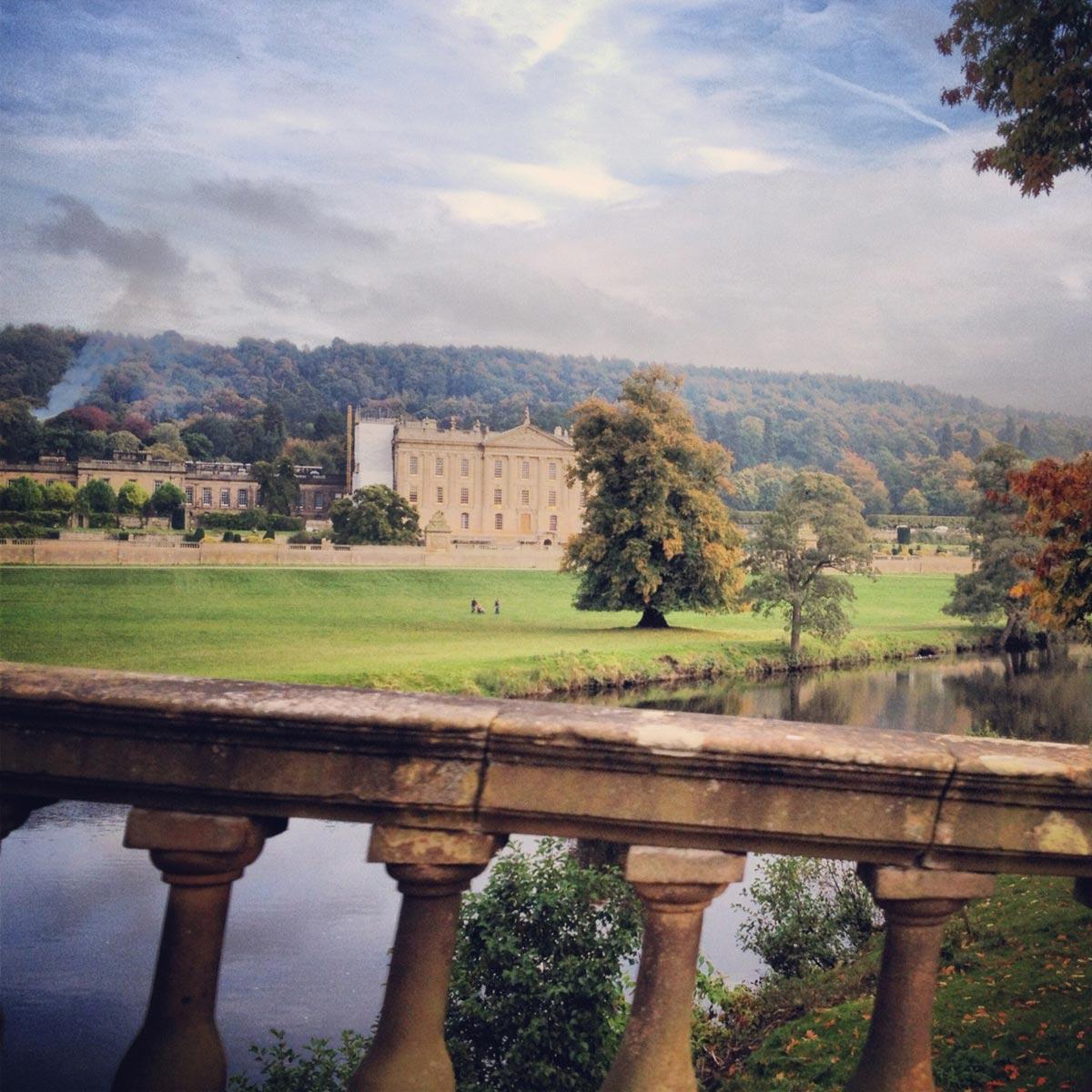 Chatsworth House, Derbyshire Dales