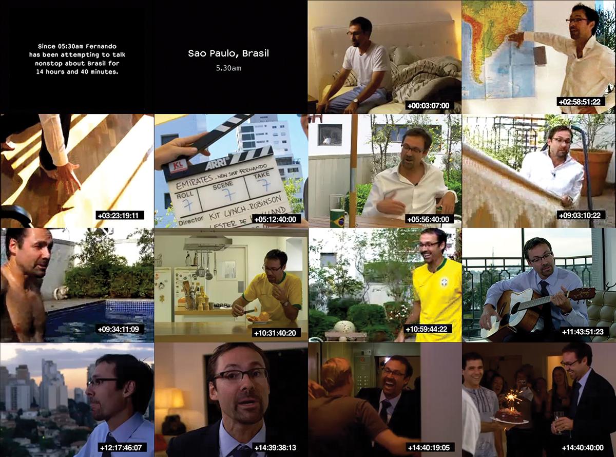 Emirates - Nonstopfernando shoot