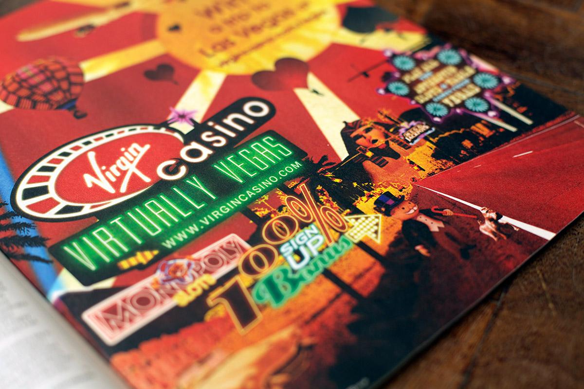 Virgin Casino - Virtually Vegas poster 2